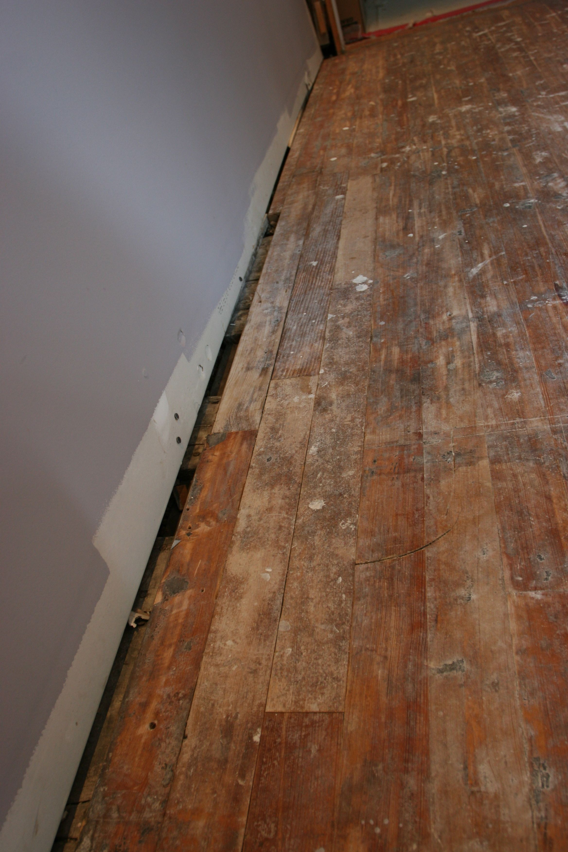More patches from the old radiator, and to extend the floor a tad.