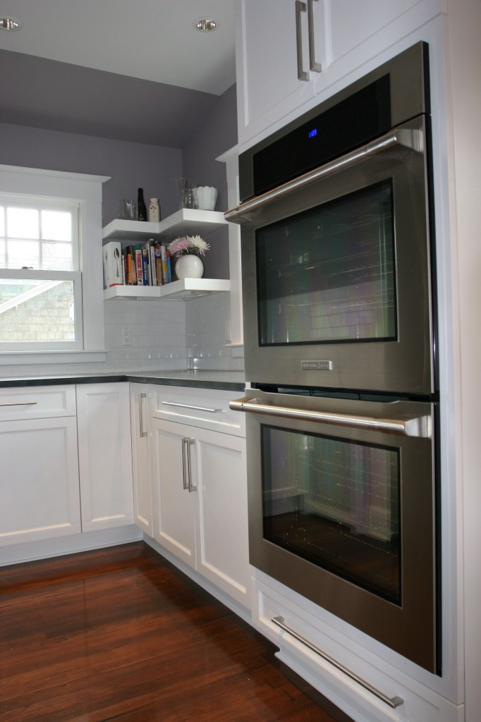 Double wall ovens by Electrolux, ICON Professional series.
