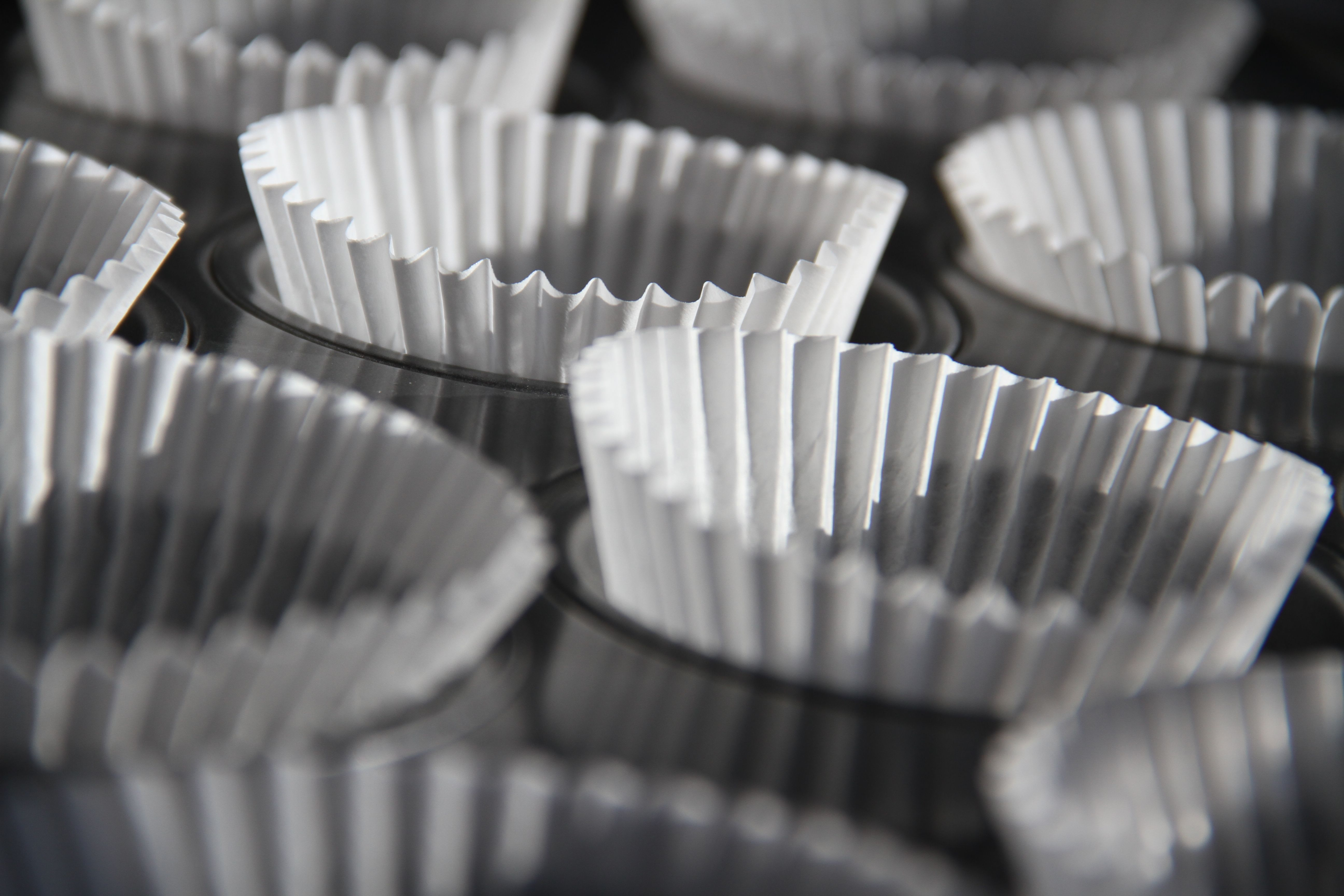 Nothing sweeter than cupcake liners. Well, except maybe the actual cupcakes.