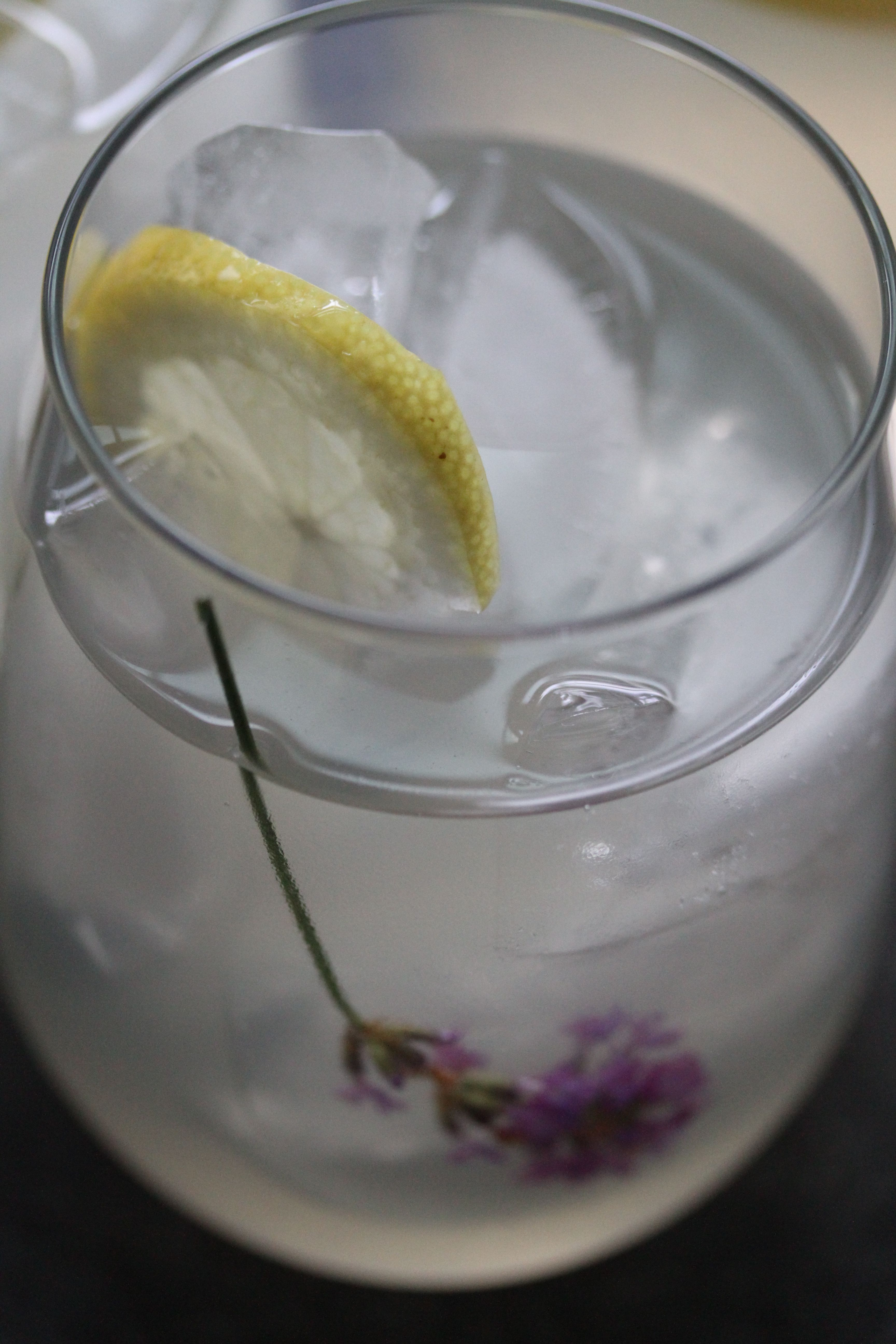 Spike it if you like with something clean like vodka. Or just enjoy the lemony goodness as it is. Thirsty yet?