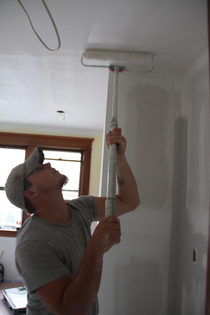 Brian on ceilings.