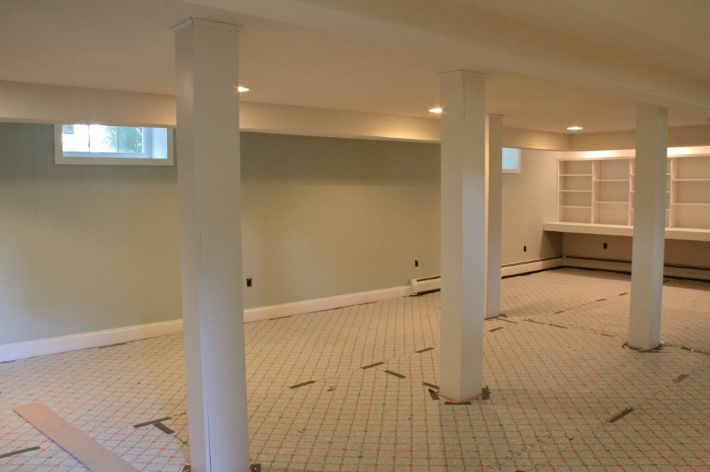 basement bulkhead ideas basement apartment before and after basement